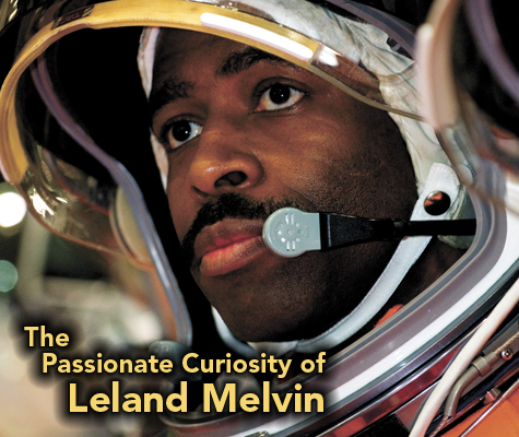 The Passionate Curiosity of Leland Melvin