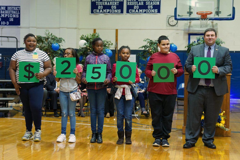 Being a Superhero for Students Earns Assistant Principal Ryan Sykes a $25,000 Milken Educator Award