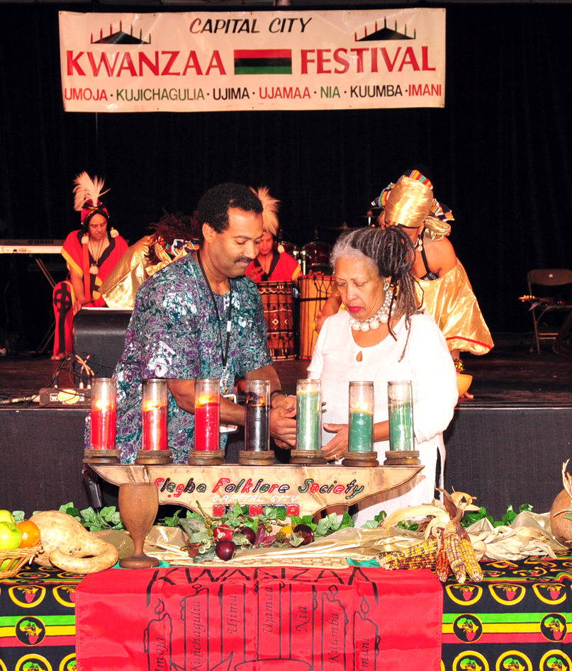 2020 Capital City Kwanzaa Festival streams nightly December 26 – January 1